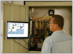 Монтаж, настройка и техобслуживание систем видеонаблюдения и безопасности