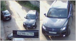 Камеры видеонаблюдения с высоким разрешением.