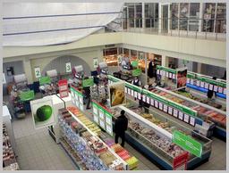 Установка систем видеонаблюдения в магазинах и торговых центрах. Компания Мипротех.