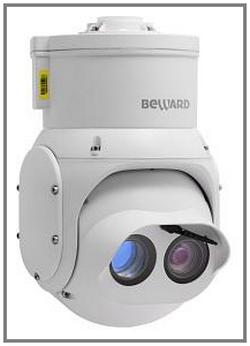 Цифровые ip камеры наружного наблюдения Beward