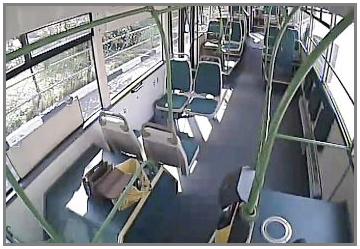 Видеонаблюдение в городском транспорте