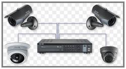 Комплексы охранного видеонаблюдения для дома и бизнеса.