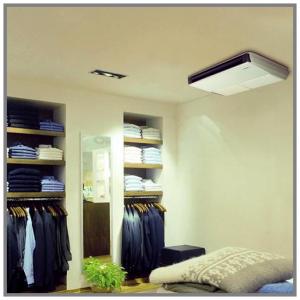 Продажа и установка напольно потолочных систем кондиционирования.