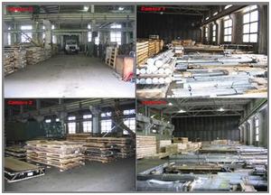 Системы видеонаблюдения на производственных и складских площадях