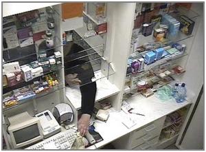 Системы видеонаблюдения помогают выявить кражи