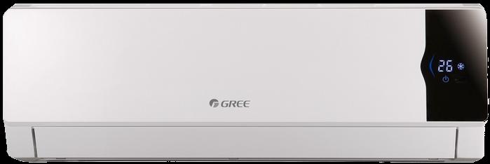 Кондиционер Gree, модель Bee - картинка на прозрачном фоне.