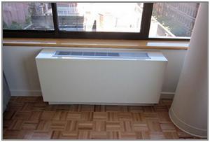 Сплит системы и напольно потолочные кондиционеры
