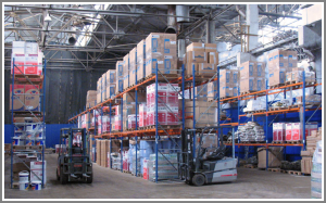 Видеонаблюдение на складе. Системы видеонаблюдения в Москве