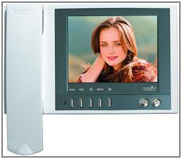 Монитор видеодомофона Vizit M456CM, монитор видеодомофона цветной