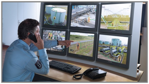 Охранное видеонаблюдение, установка видеонаблюдения в Химках