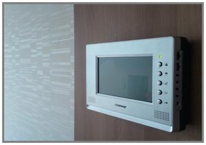 Установка видодомофонов в Москве, установить видеодомофон в Москве