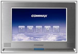 Видеодомофоны Commax, монитор видеодомофона