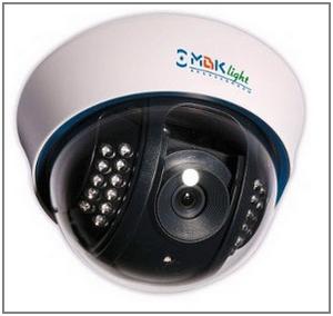 Аналоговая камера видеонаблюдения МВК-LV700 BALL