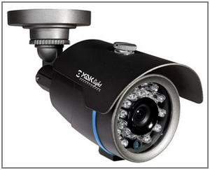 Аналоговая камера видеонаблюдения МВK-L700 STREET