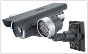 Цветная камера видеонаблюдения высокого разрешения CNB-XHB-21CS