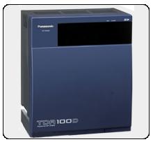 Цифровая АТС KX-TDA100D