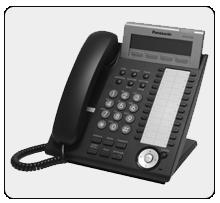 Цифровой телефон panasonic KX-DT333