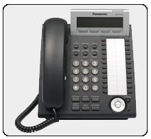 Цифровой телефон panasonic KX-DT343