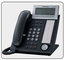 Цифровой телефон panasonic KX-DT346