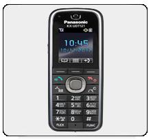 Микросотовый DECT-телефон Panasonic KX-UDT121RU