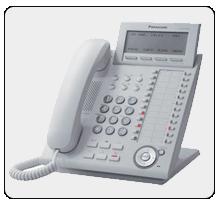Системный IP конференц телефон Panasonic KX-NT346