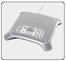 Системный ip-конференц телефон Panasonic KX-NT700