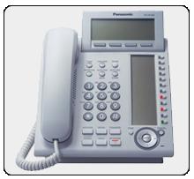 Системный ip-телефон Panasonic KX-NT366