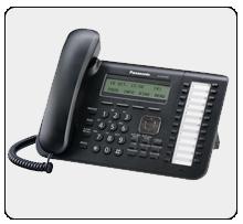 Системный ip-телефон Panasonic KX-NT543