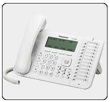 Системный ip-телефон Panasonic KX-NT546