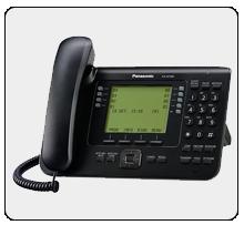 Системный ip-телефон Panasonic KX-NT560