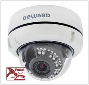 IP камера видеонаблюдения Beward B1710DV