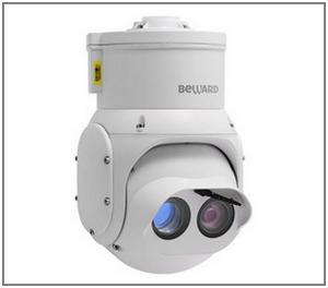 ip камеры видеонаблюдения, ptz камера Beward B87L-7-IP