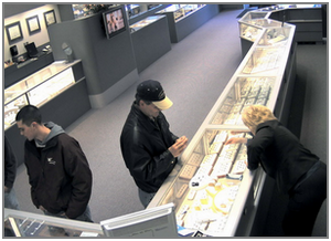 Установить систему видеонаблюдения в магазине