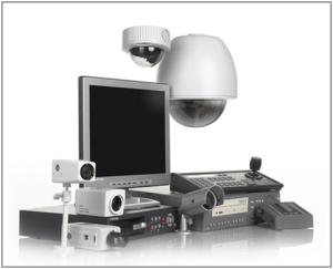 установка охранных систем видеонаблюдения