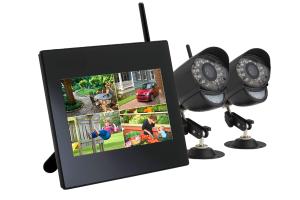 система беспроводного видеонаблюдения
